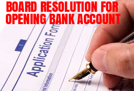 Board-Resolution-Opening-Bank-Account