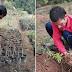टीचर की नौकरी छोड़कर जंगल बचाने निकला पहाड़ का ये युवा, अबतक लगाए 40 हजार से ज्यादा पेड़