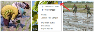 cara menghapus photo profil facebook