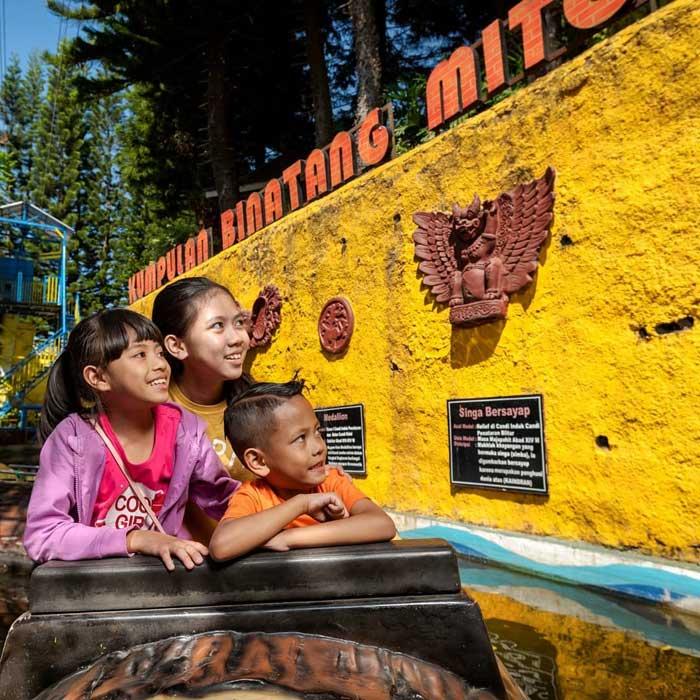 Daya Tarik Wisata Jatim Park Satu