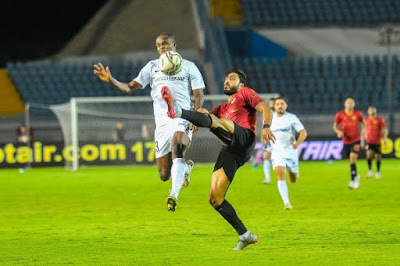 ملخص اهداف مباراة انبي وسيراميكا كليوباترا (2-0) الدوري المصري