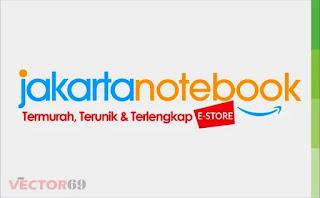 Logo JakartaNotebook - Download Vector File CDR (CorelDraw)