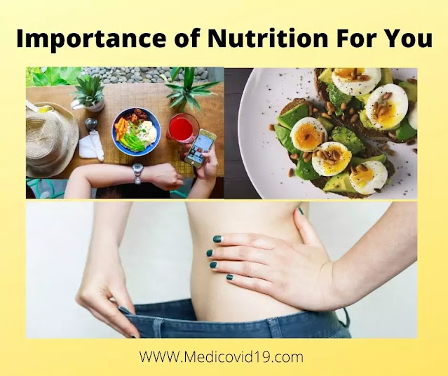 Importance of Good Nutrition for Healthy Life You Must Know