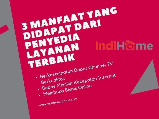 manfaat provider internet terbaik