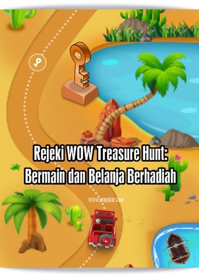 Rejeki WOW Treasure Hunt