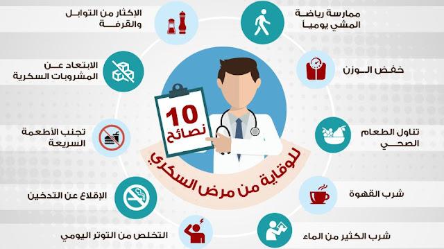 معلومات عن مرض السكري