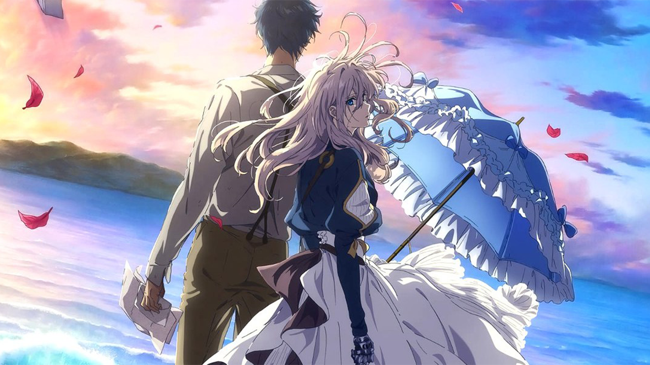 Violet Evergarden: The Movie Sub Español HD