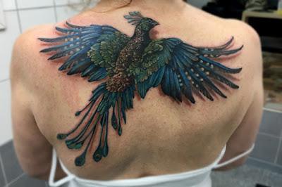 Απίθανο τρισδιάστατο τατουάζ!