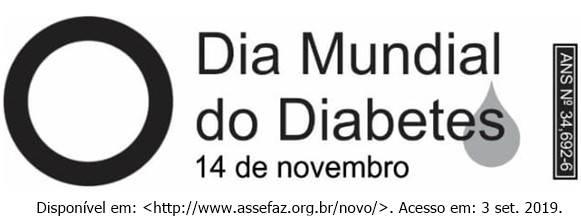 unichristus 2020 dia mundial do diabetes 14 de novembro