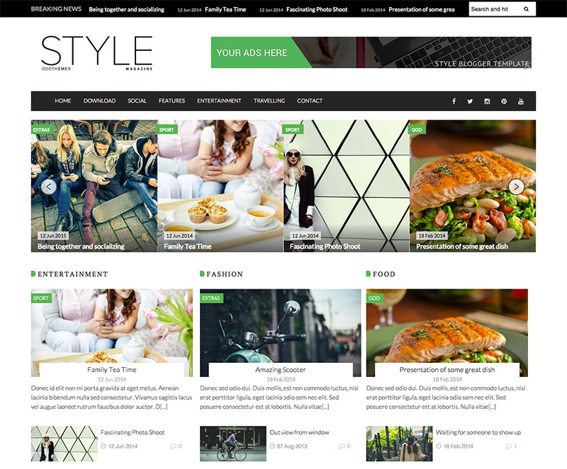 Download free responsive template sale style for magazine blogger sale style has categoried design that you will like it it you want to find a template for your magazine blogspot in addition this template is designed for maxwellsz