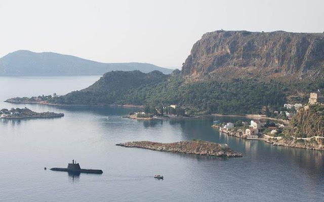 Η υφαλοκρηπίδα του Καστελλόριζου και οι ελληνικές εκλογές