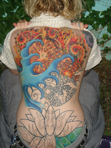 The Girl With The Dragon Tattoo Wallpaper 50 Trippy Psychedelic Tattoos
