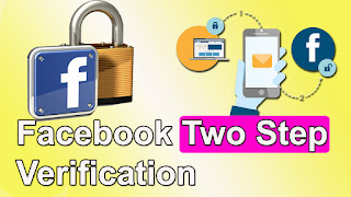 Facebook Two Factor Authentication,Facebook two step verification,facebook two factor authentication lost phone,facebook two factor authentication problems,Facebook Security,How to secure fb account