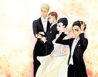 Download Anime Ballroom e Youkoso Subtitle Indonesia Full Episode Lengkap