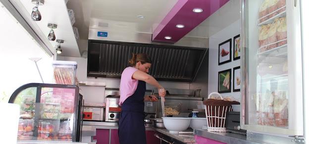 Et toi tu wrapes ? Rencontre avec Anne du food truck Abracadawrap #concours spécial Bordeaux
