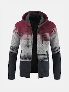 męski sweter newchic