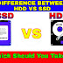 What is Difference Between HDD vs SSD? | Which Should I Buy?