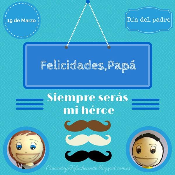 Freebie o cartel para el dia del padre