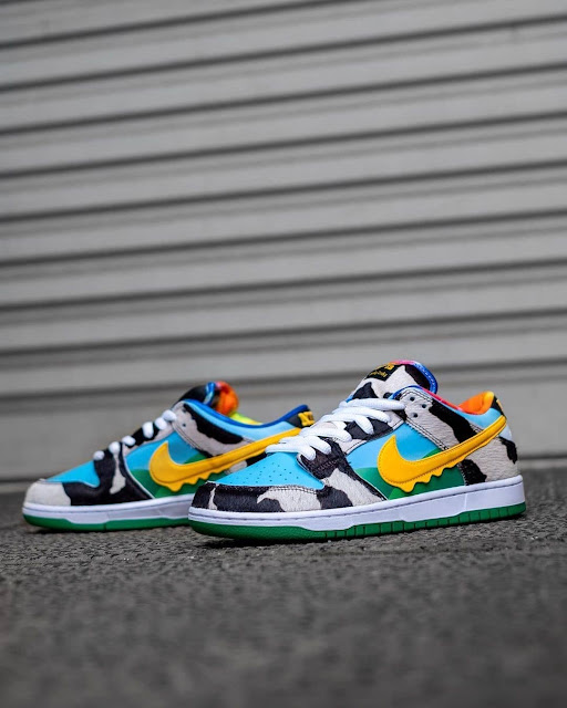 Ben & Jerry's x Dunk Low SB 'Chunky Dunky' Now Available at Bimstore PH