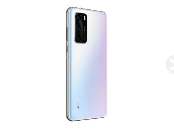 Huawei is launching Huawei P40 through a live stream.