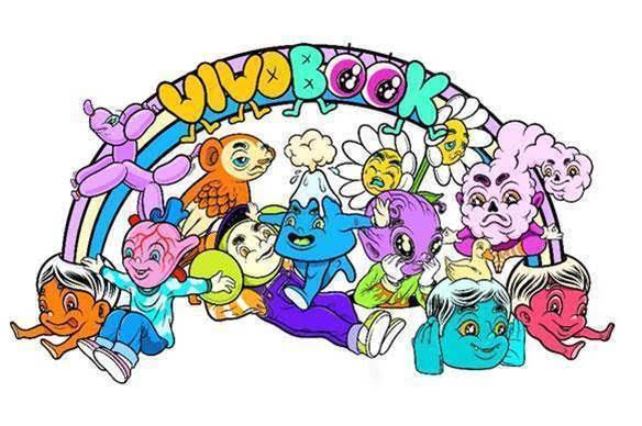 stiker khusus vivobook s14 s433 dari muklay