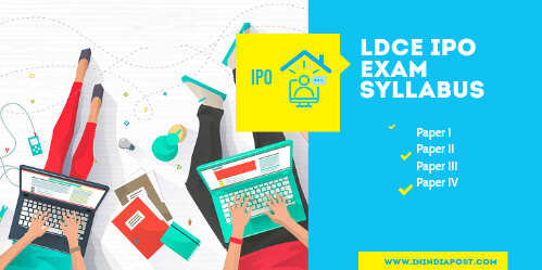 Do you know about syllabus for IP Exam