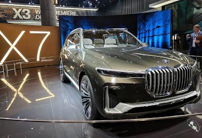 BMW X7 2018 Review, Specs, Price