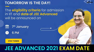 jee advanced 2021 news,jee 2021,jee advanced 2021 expected date,jee advanced 2021 paper 1 2 syllabus,jee main 2021,jee advanced 2020,exam update