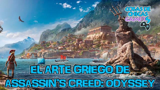 Assassin's Creed: Odyssey_Portada