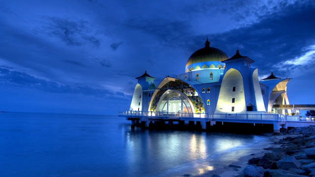 wallpaper mosque for pc