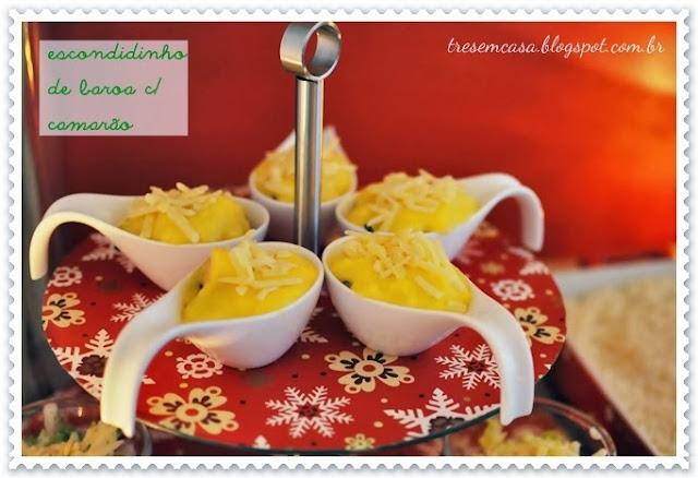 ideias comida natal