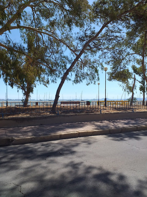 Promenade in Lo Pagan