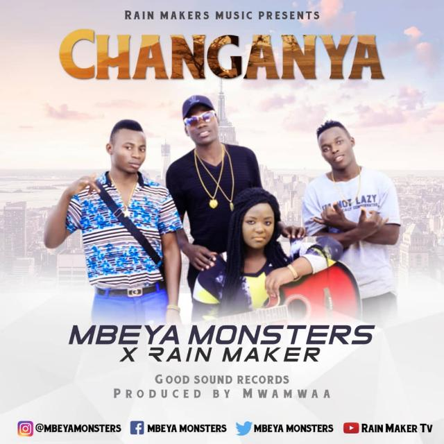 AUDIO | Mbeya Monsters x Rain Maker – CHANGANYA | Download New song