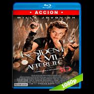 Resident Evil 4: La resurrección (2010) BDRip 1080p Audio Dual Latino-Ingles