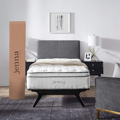 Jenna Twin Mattress - Best rated Mattresses