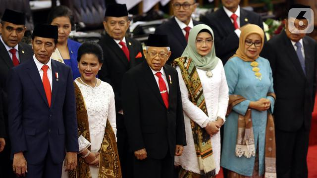 Bisa Muncul Persepsi Jokowi-Ma'ruf Sedang Membangun Politik Dinasti