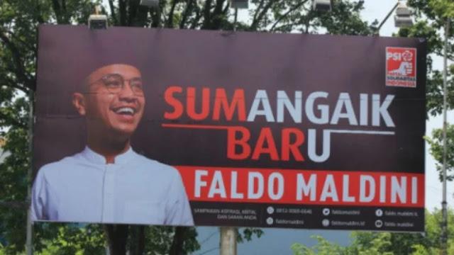 Mundur dari PAN ke PSI, Faldo Maldini Ikut Pilkada Sumbar?