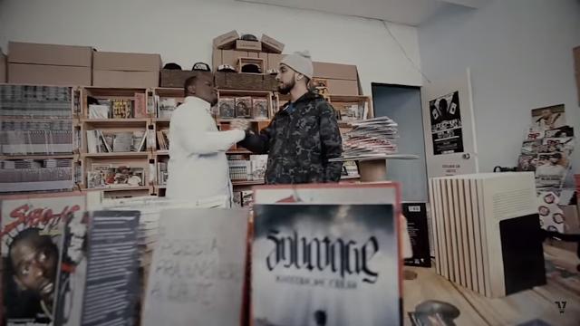 """Pop Black (Inquérito) lança o clipe """"Reflexões"""" com Participação do Rashid"""