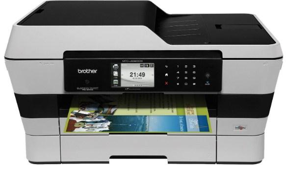 Brother MFCJ6920DW Multifunction Inkjet Printer Driver Download
