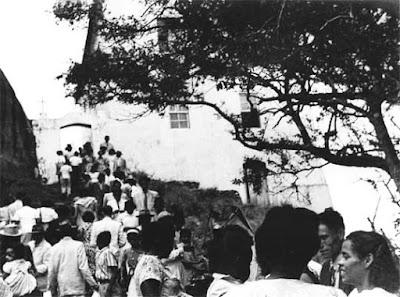 Festa da Penha. Foto Guilherme Santos Neves, anos 1940.