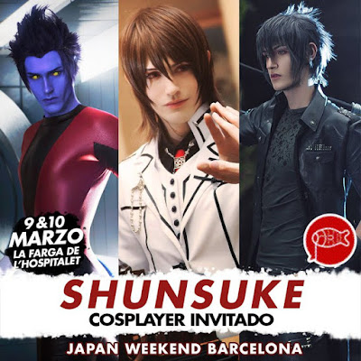 Japan Weekend Barcelona: Sumire y Shunsuke
