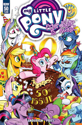 My Little Pony Comic #50 3 Page iTunes Preview