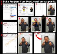 cara cetak foto menggunakan corel draw, http://tutoriallengkapcoreldraw.blogspot.com/