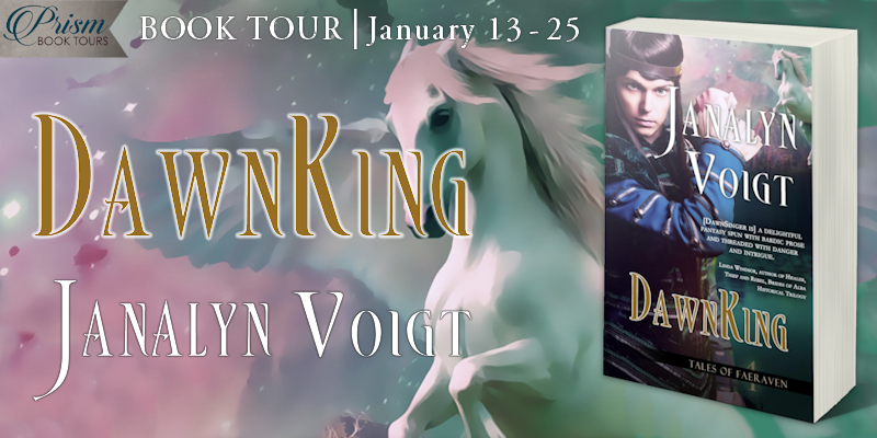 It's the Grand Finale for DAWNKING by Janalyn Voigt! #DawnKingTour