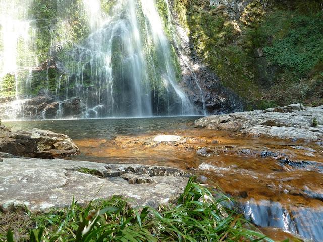 Charming Love Waterfall in Sapa 2