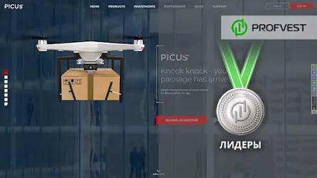 Лидеры: Picus – 50% чистого профита за 20 дней
