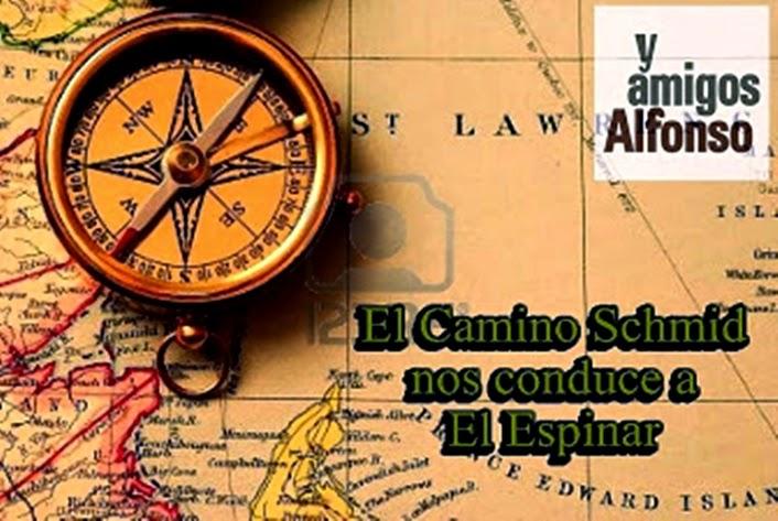 El Camino Schmid nos conduce a El Espinar - Alfonsoyamigos