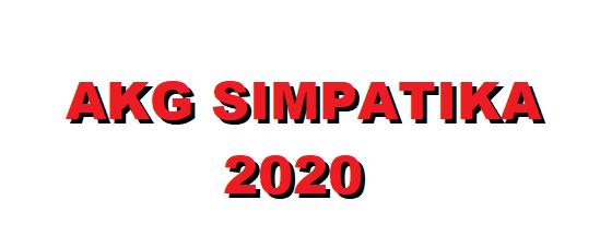 Kumpulan Soal AKG Simpatika Guru MTs 2020