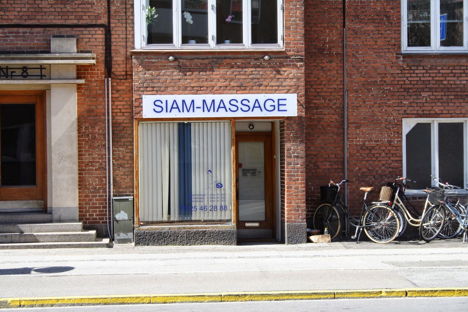 thai östersund siam massage