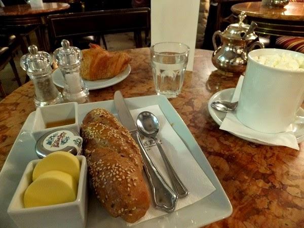 Vienne Wien café demel